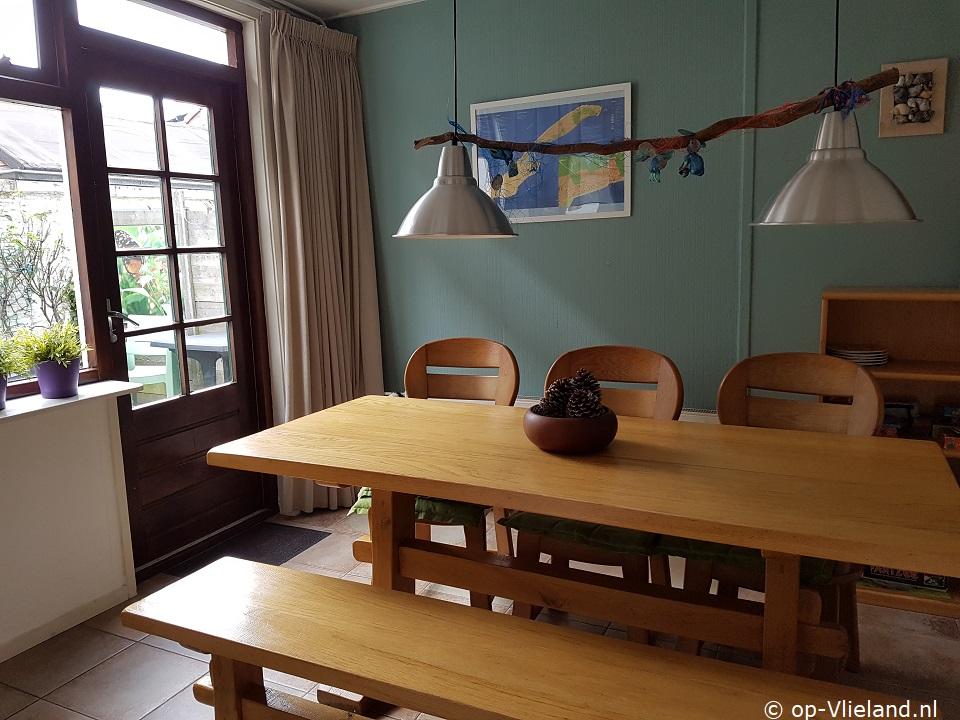 Vacation home vlierus on vlieland